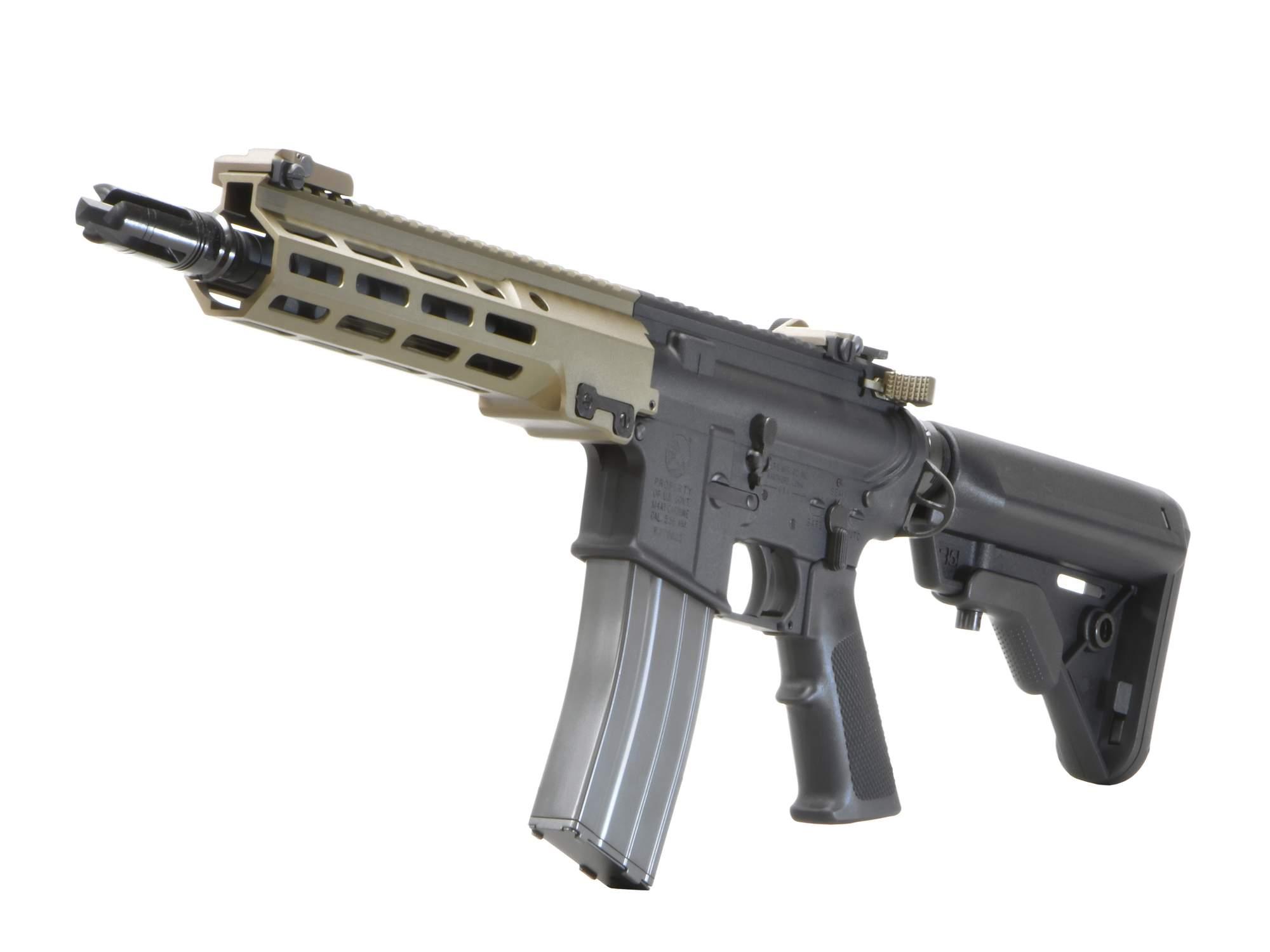 CyberGun Colt URG-I 10.3in GBBR V2 (JPver.)  [VFC OEM/ガスガン]