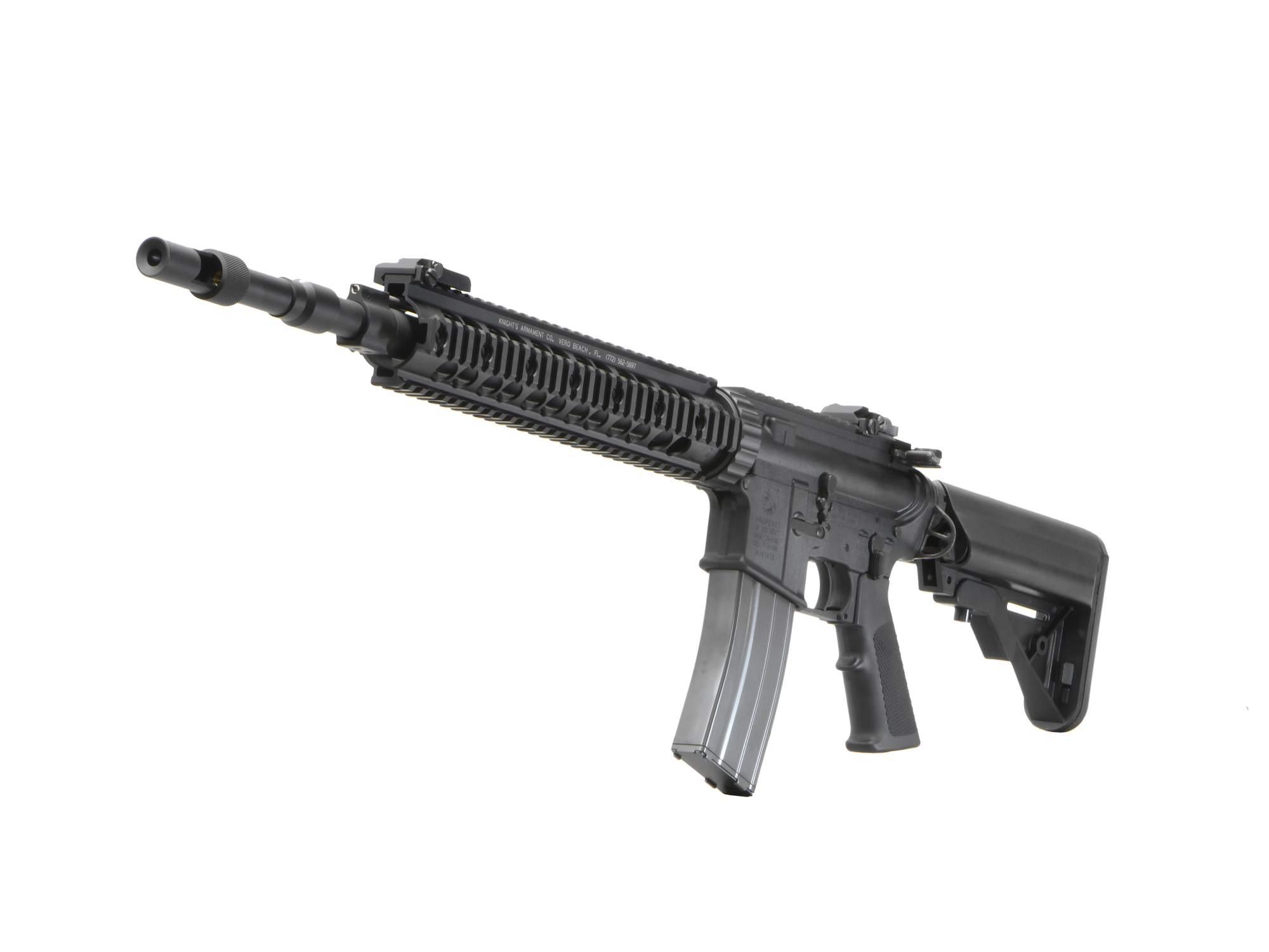 CyberGun Colt MK12 MOD1 GBBR V2 (JPver.)  [VFC OEM/ガスガン]