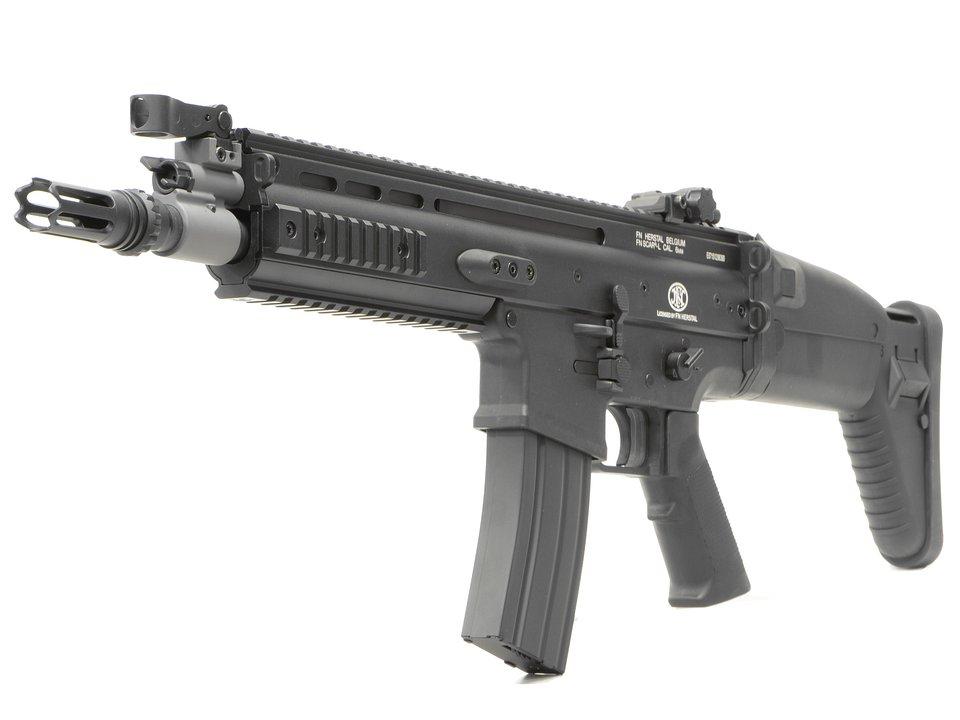 CyberGun FN SCAR-L (BK) [電動ガン]