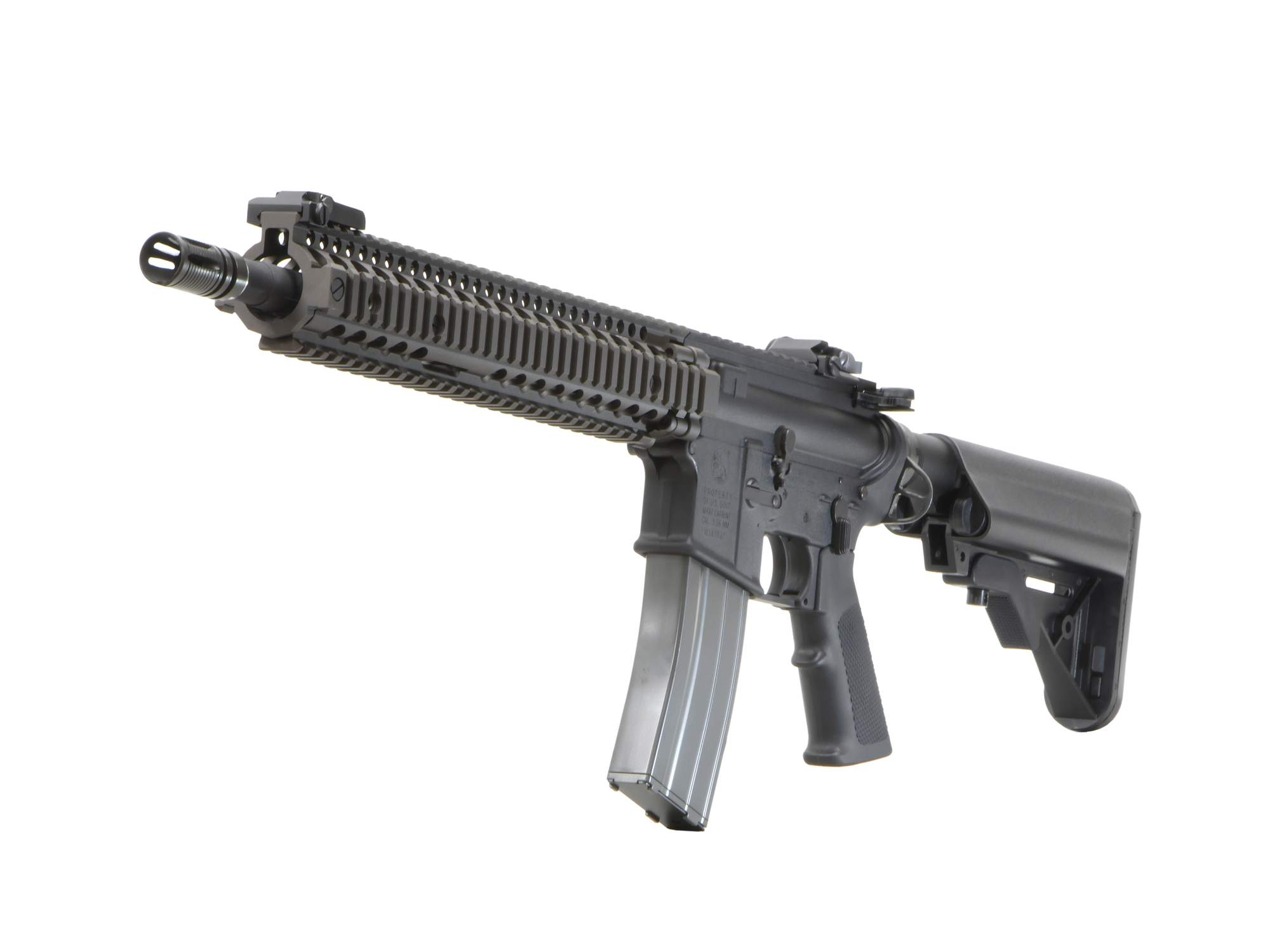 CyberGun Colt M4 RIS II GBBR V2 (JPver.)  [VFC OEM/ガスガン]