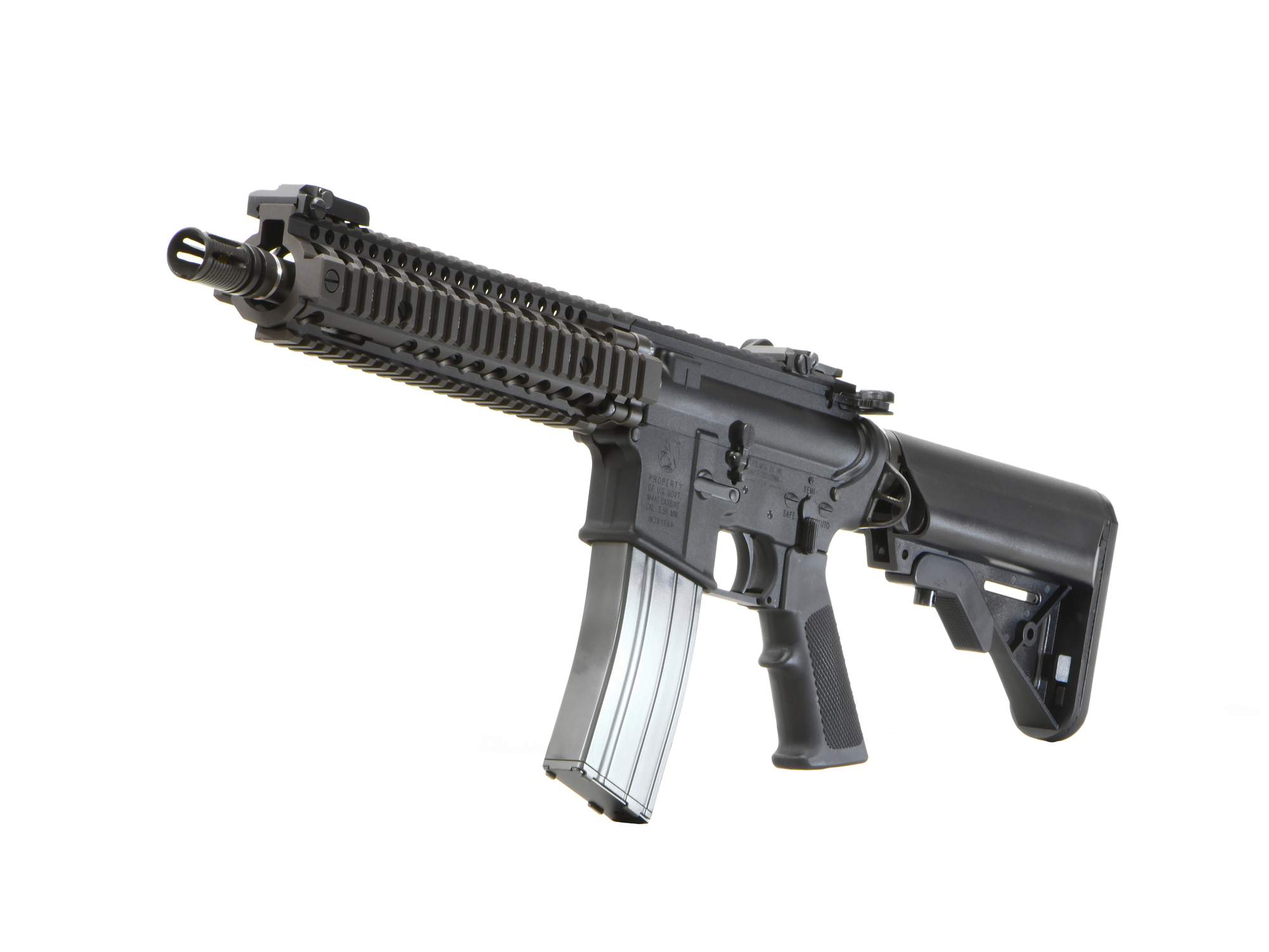 CyberGun Colt MK18 MOD1 GBBR V2 (JPver.)  [VFC OEM/ガスガン]