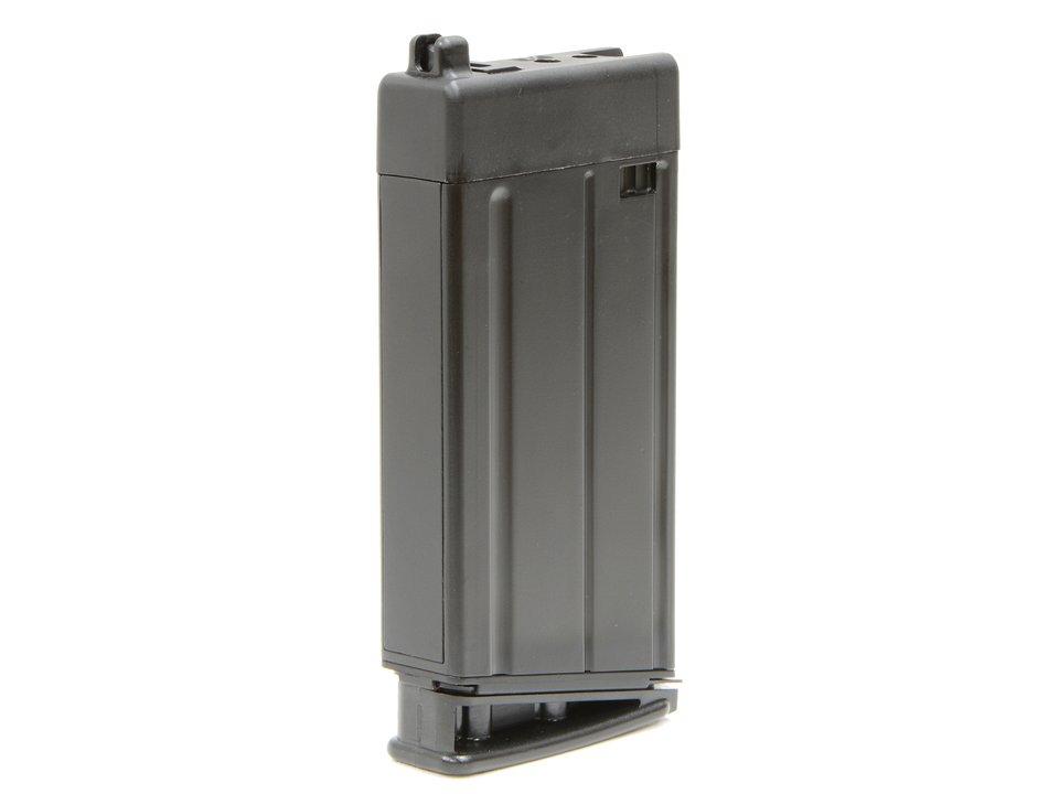 CyberGun FN SCAR-H GBBR用24連スペアマガジン (BK) [VFC OEM]