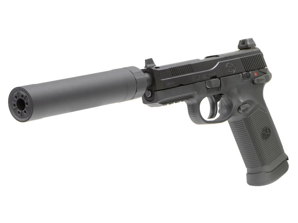 CyberGun FNX-45 Tactical ガスブローバックピストル/DXversionSP1 (BK)  [VFC OEM/ガスガン]