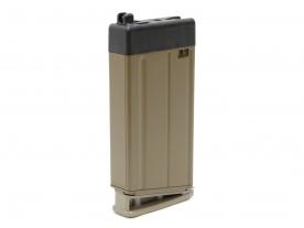 CyberGun FN SCAR-H GBBR用24連スペアマガジン (FDE)