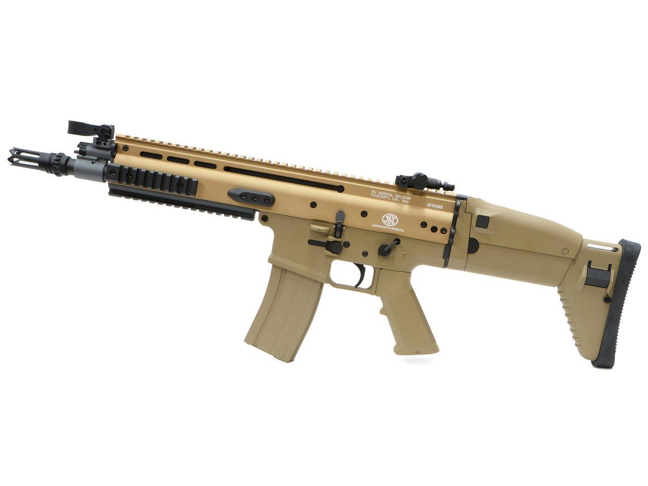 CyberGun FN SCAR-L (FDE) [電動ガン]