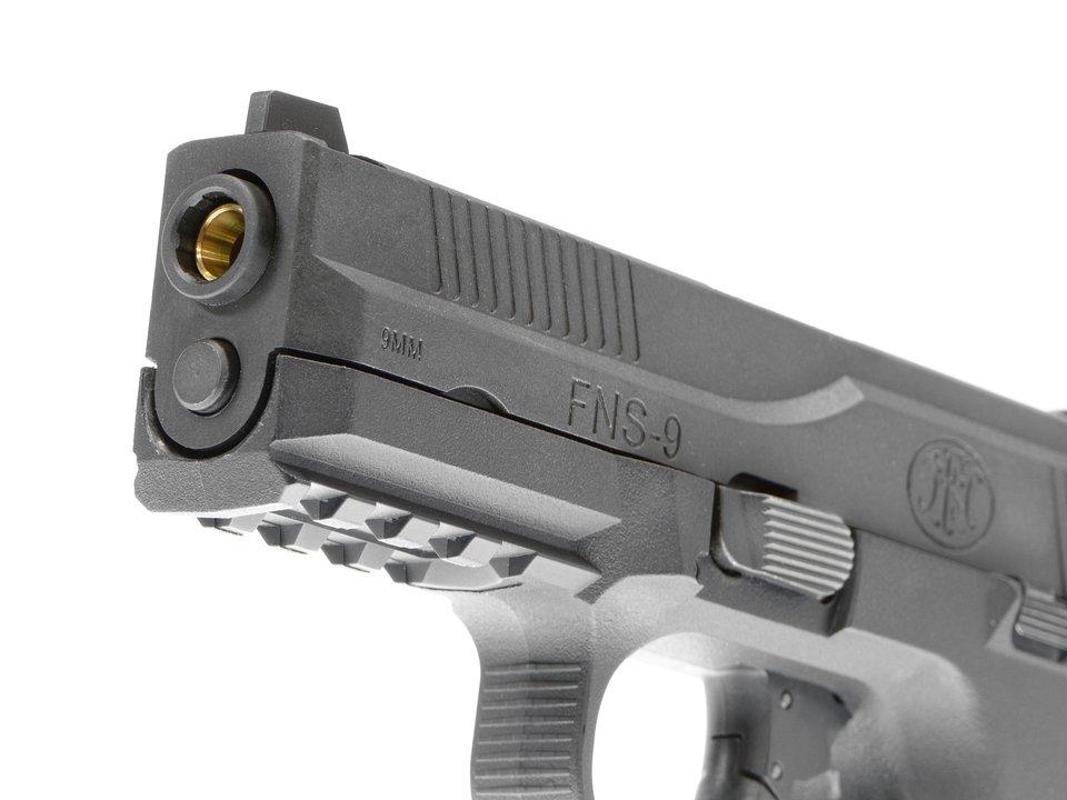 CyberGun FN FNS-9 GBBピストル (JPversion) BK [ガスガン]