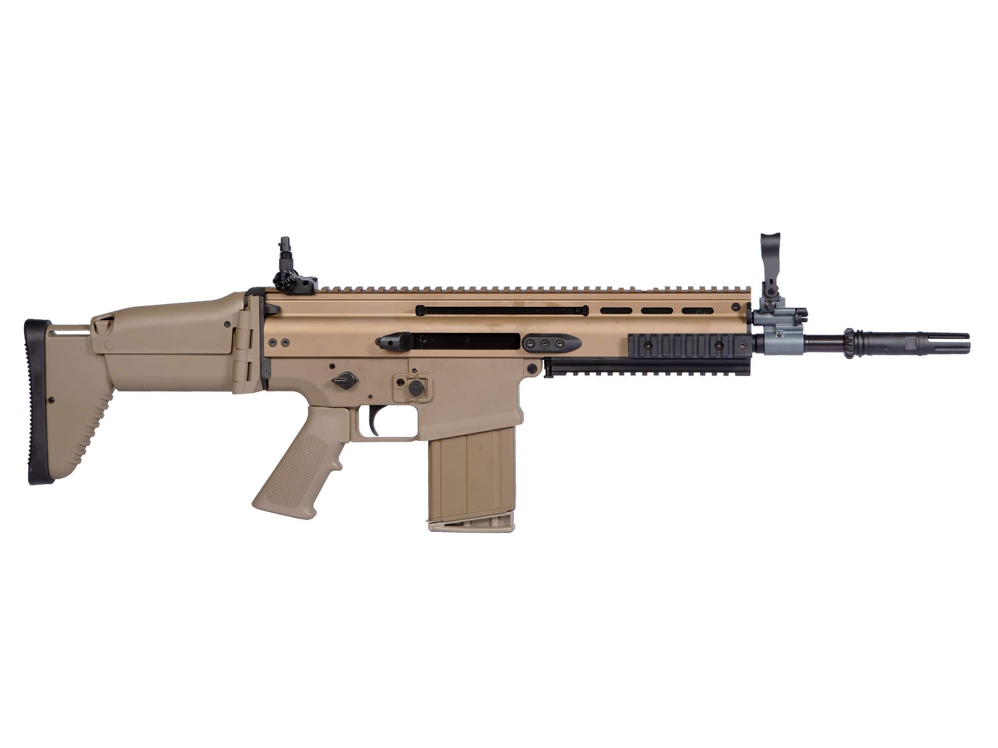 CyberGun FN SCAR-H GBBR (JPversion) FDE [ガスガン]