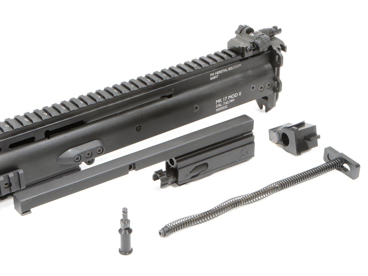 CyberGun FN SCAR-H GBBR (JPversion) BK [ガスガン]
