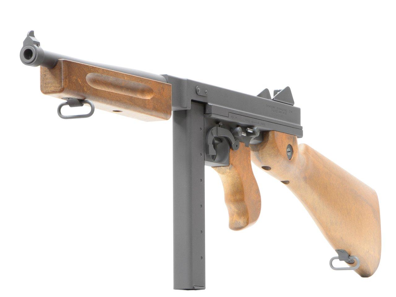 CyberGun Thompson M1A1 GBB (JPversion) [WE OEM/ガスガン]
