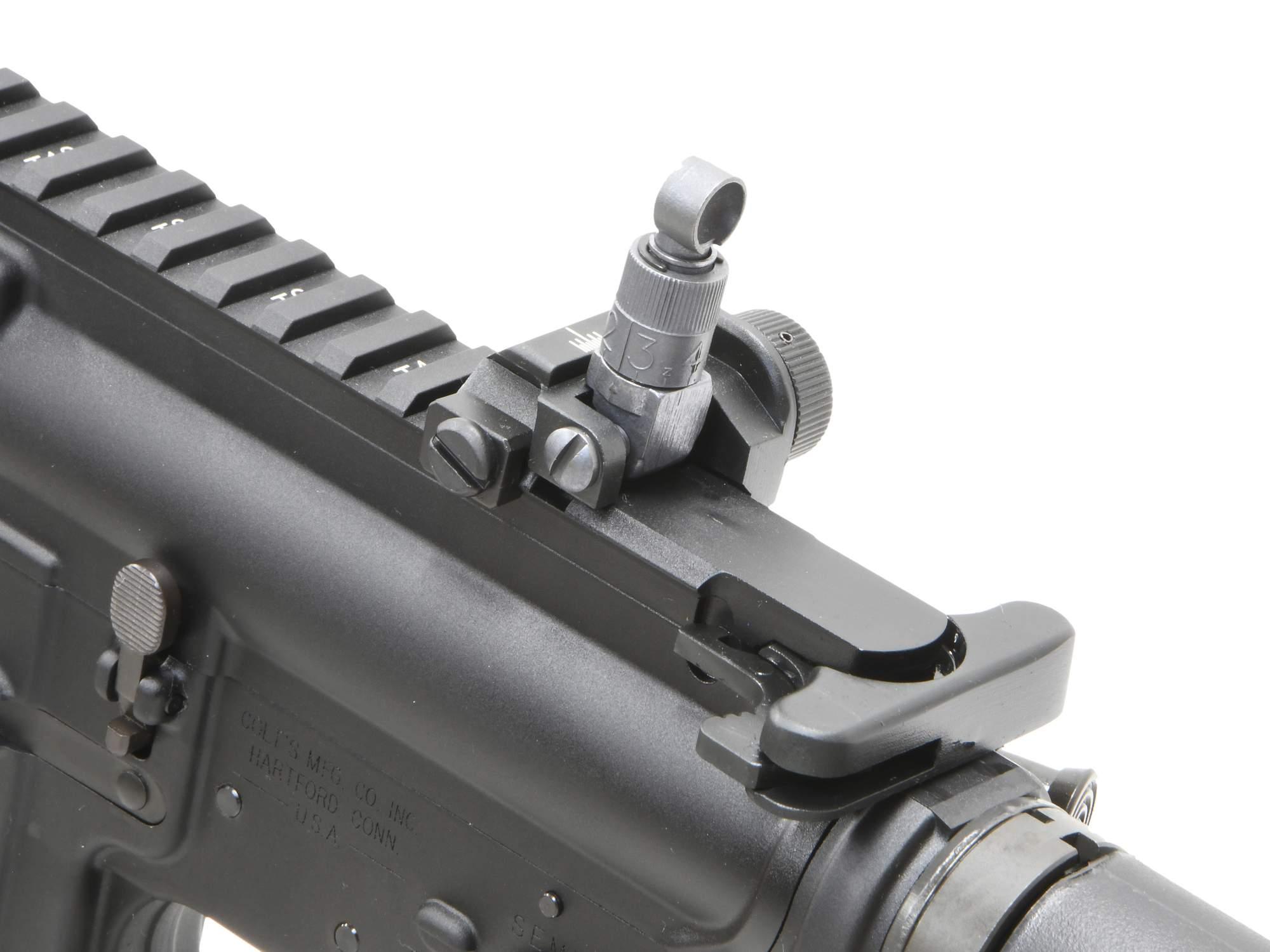 CyberGun Colt M4 RIS II GBBR V2 (JPver.) [ガスガン]