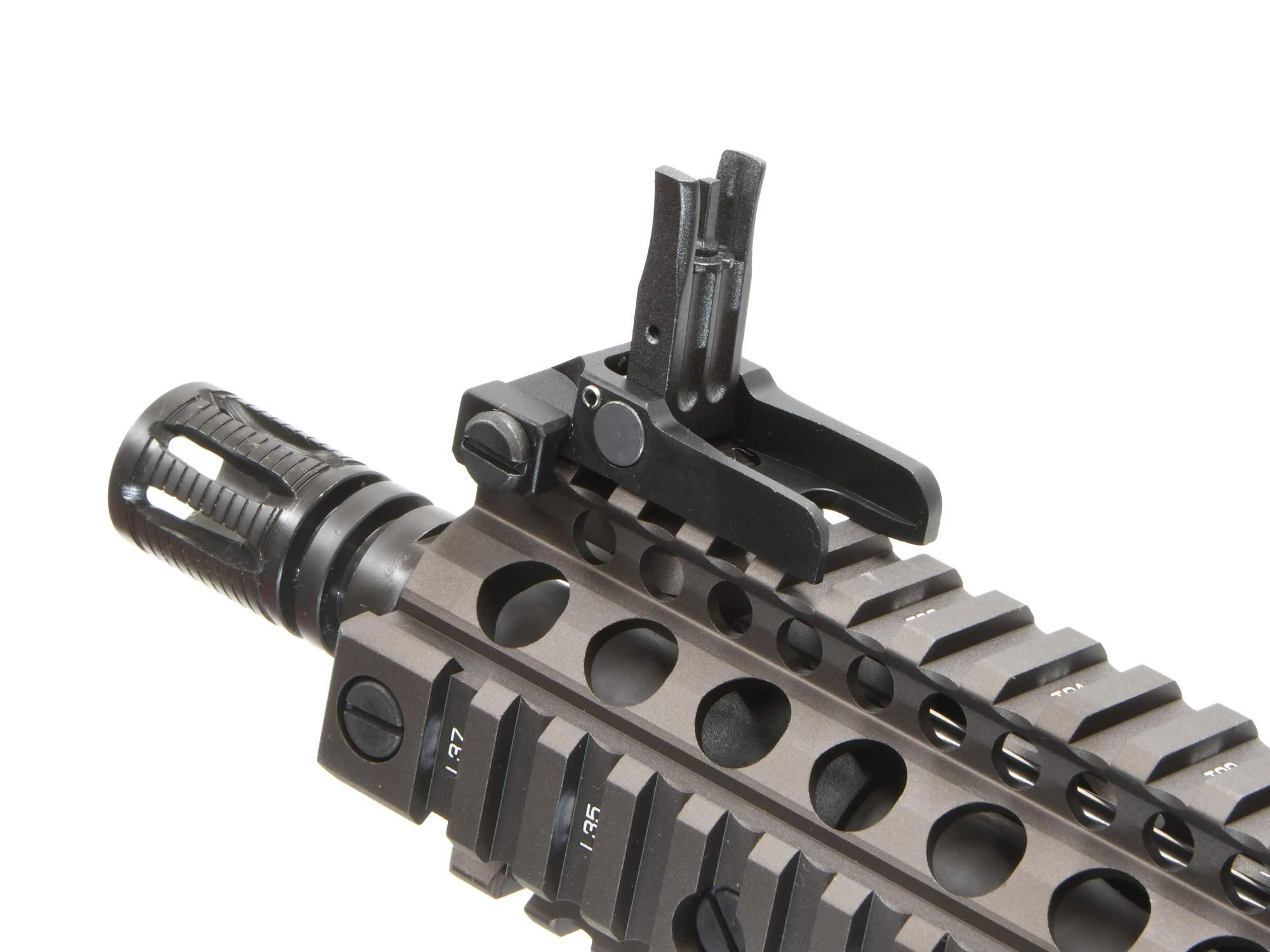 CyberGun Colt MK18 MOD1 GBBR V2 (JPver.) [ガスガン]