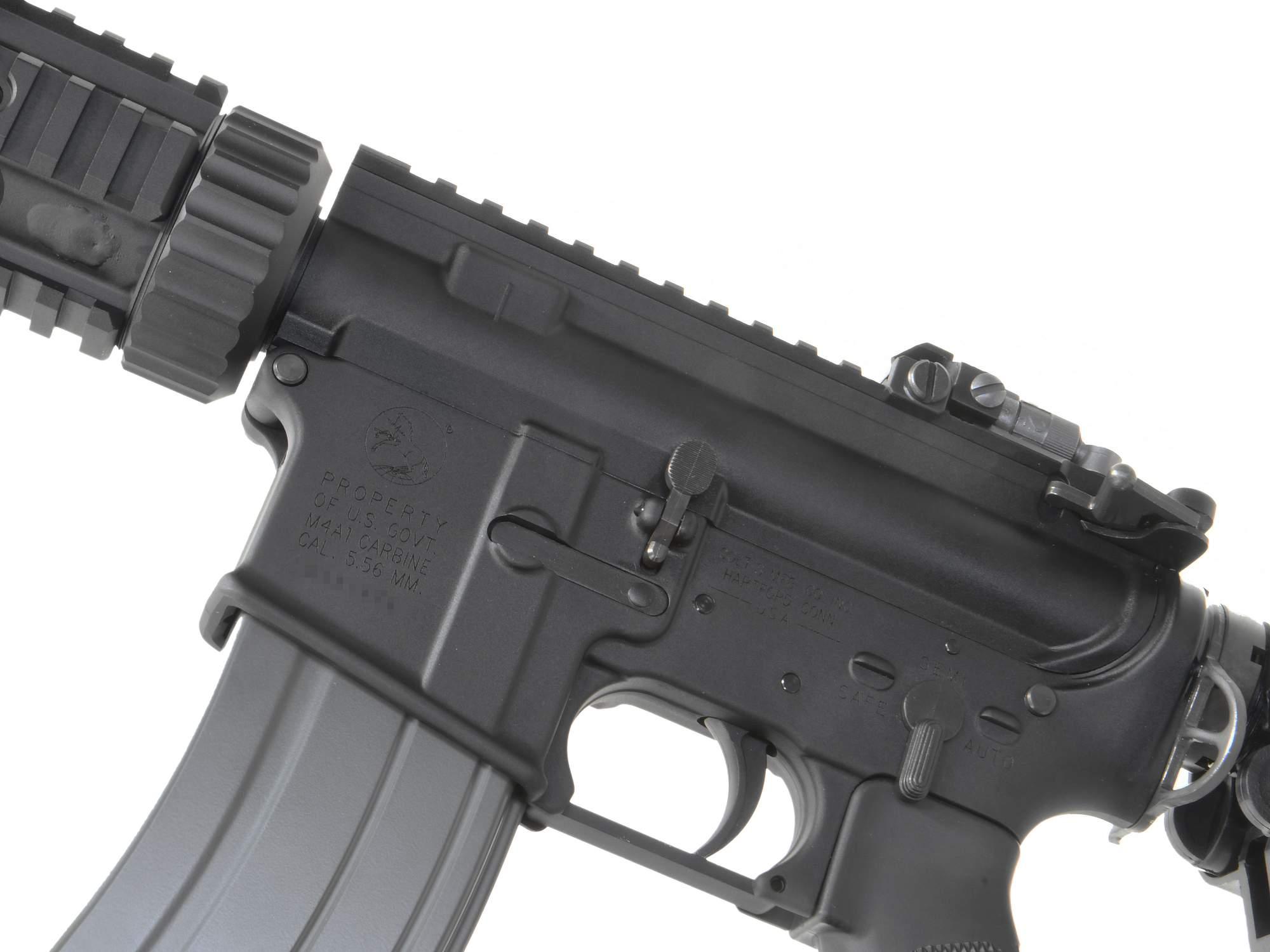 CyberGun Colt MK12 MOD1 GBBR V2 (JPver.) [ガスガン]