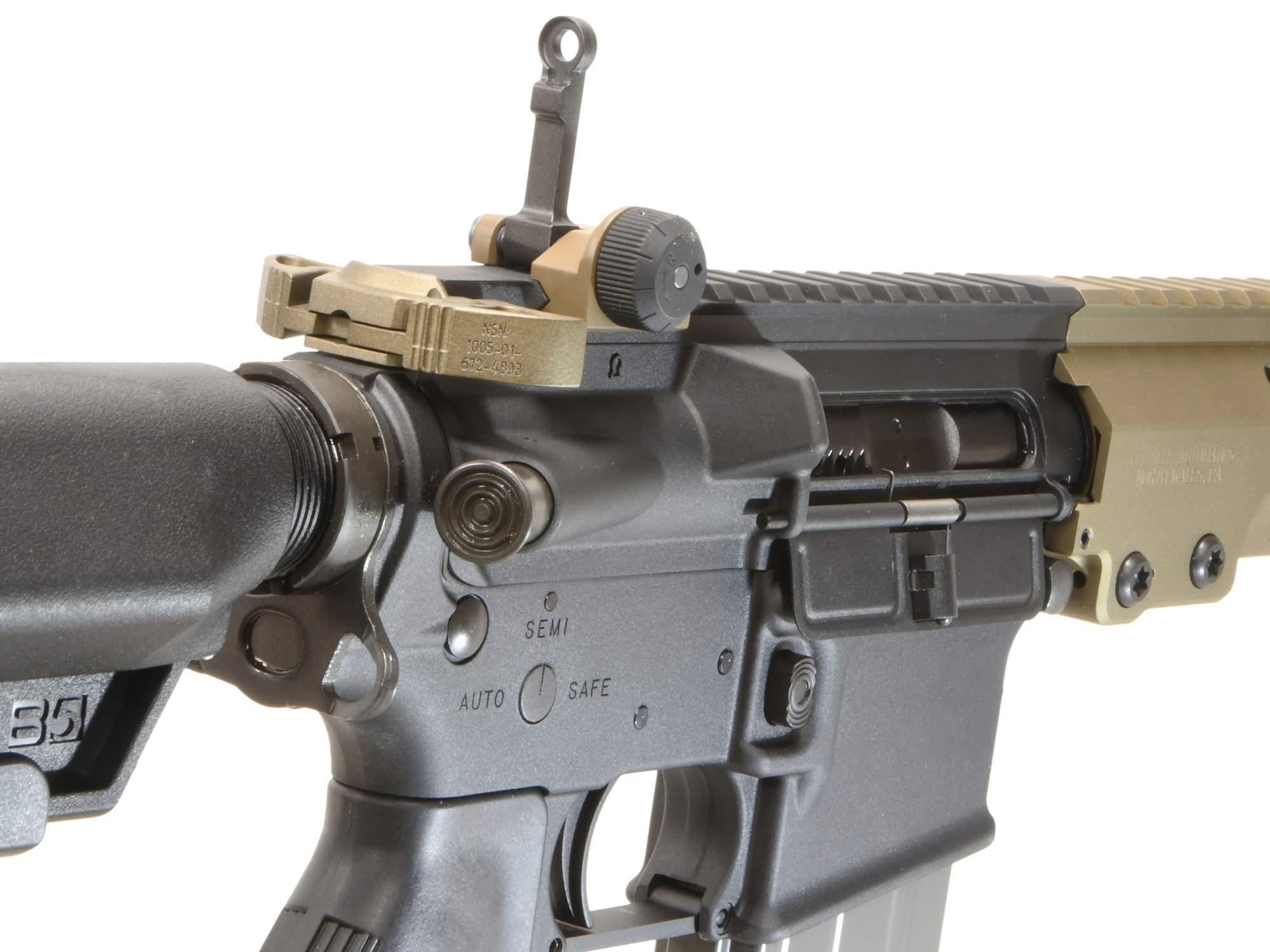 CyberGun Colt URG-I 10.3in GBBR V2 (JPver.) [ガスガン]