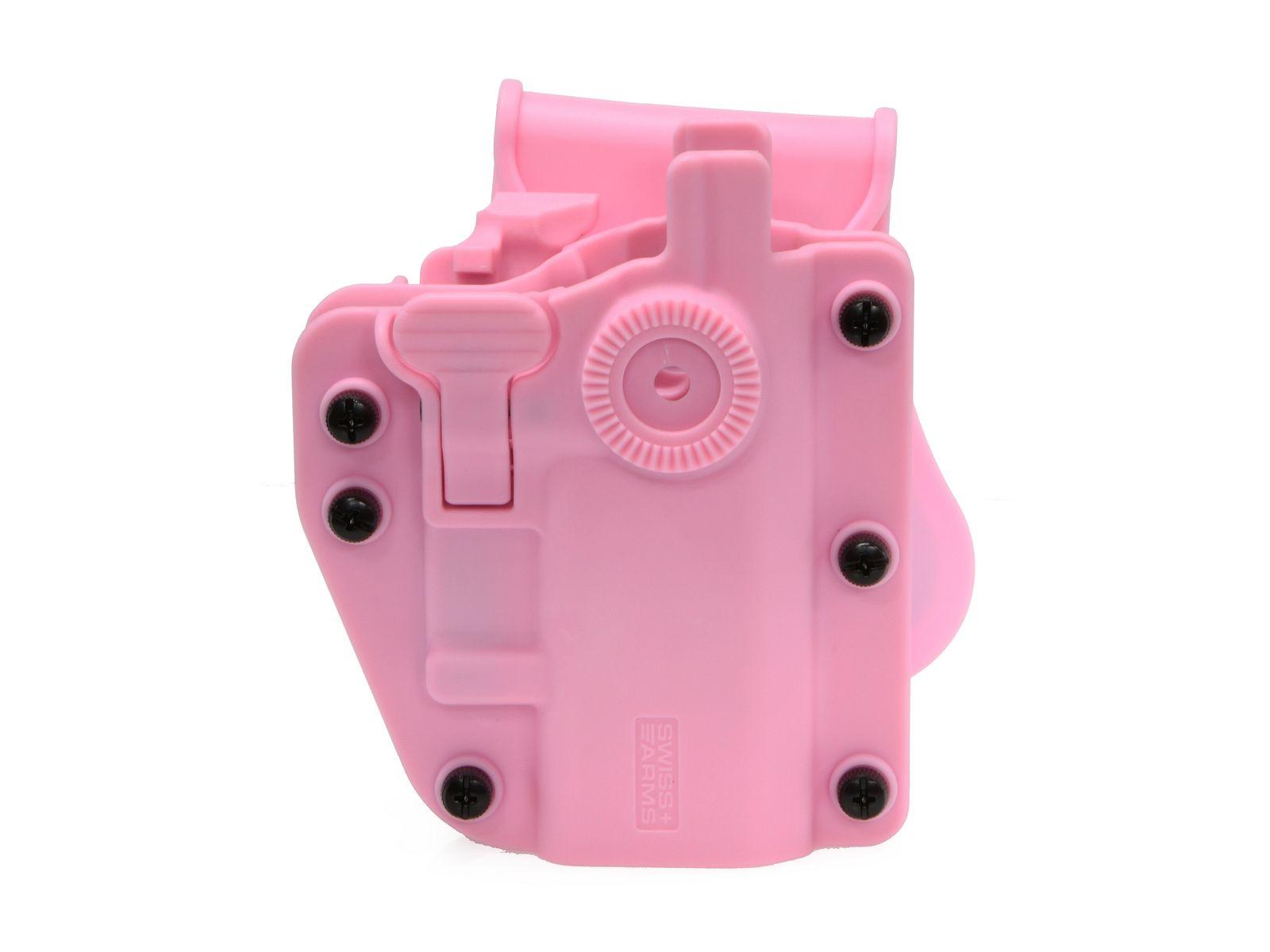 CyberGun SwissArms Universalホルスター ADAPT-X Level3 (Pink)