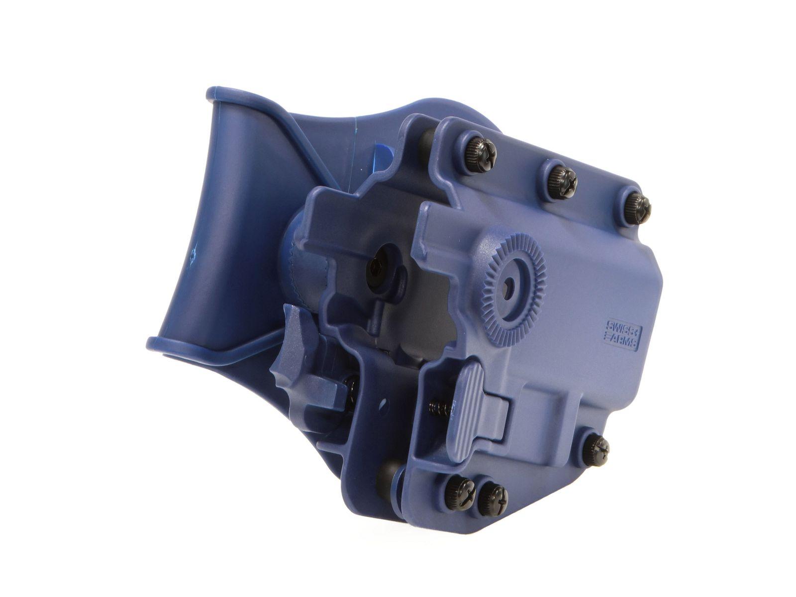 CyberGun SwissArms Universalホルスター ADAPT-X Level3 (Blue)
